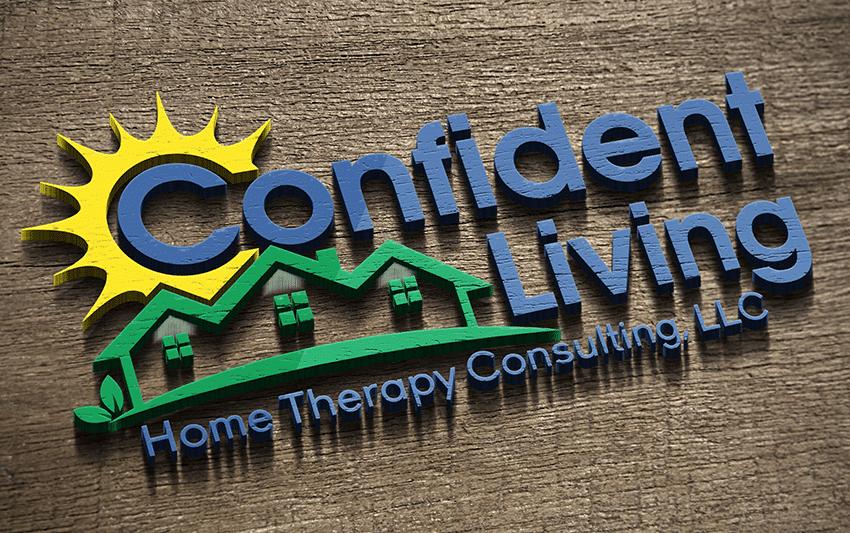 ConfidentLiving-Logo-Mockup